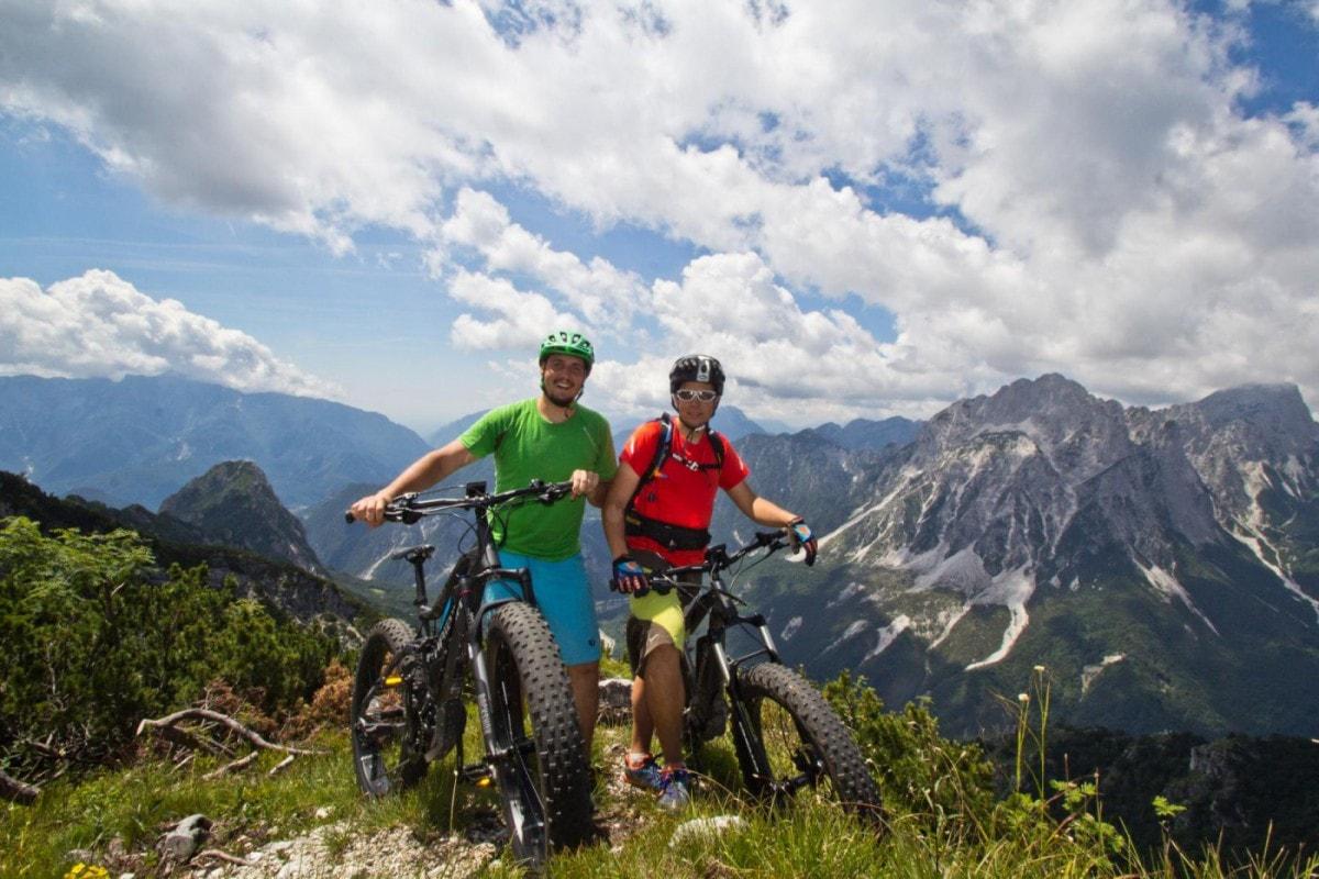 Fat-E-Enduro-Mountainbikes: Unser Testbericht