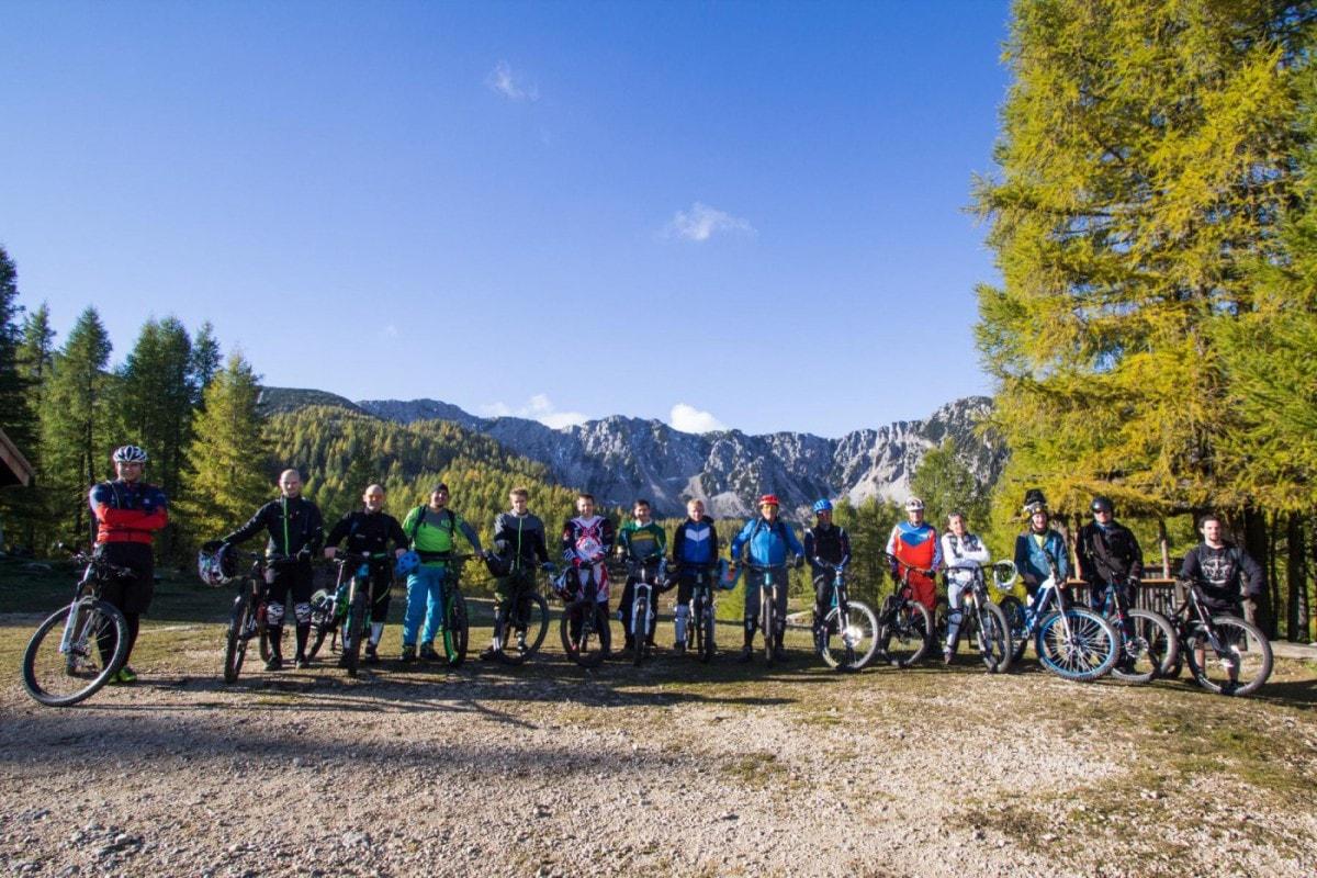 Vereinsausflug zum längsten Flow Country Trail Europas auf die Petzen