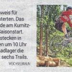 Kleine Zeitung areaone Saison Opening Radlager_01.April 2017