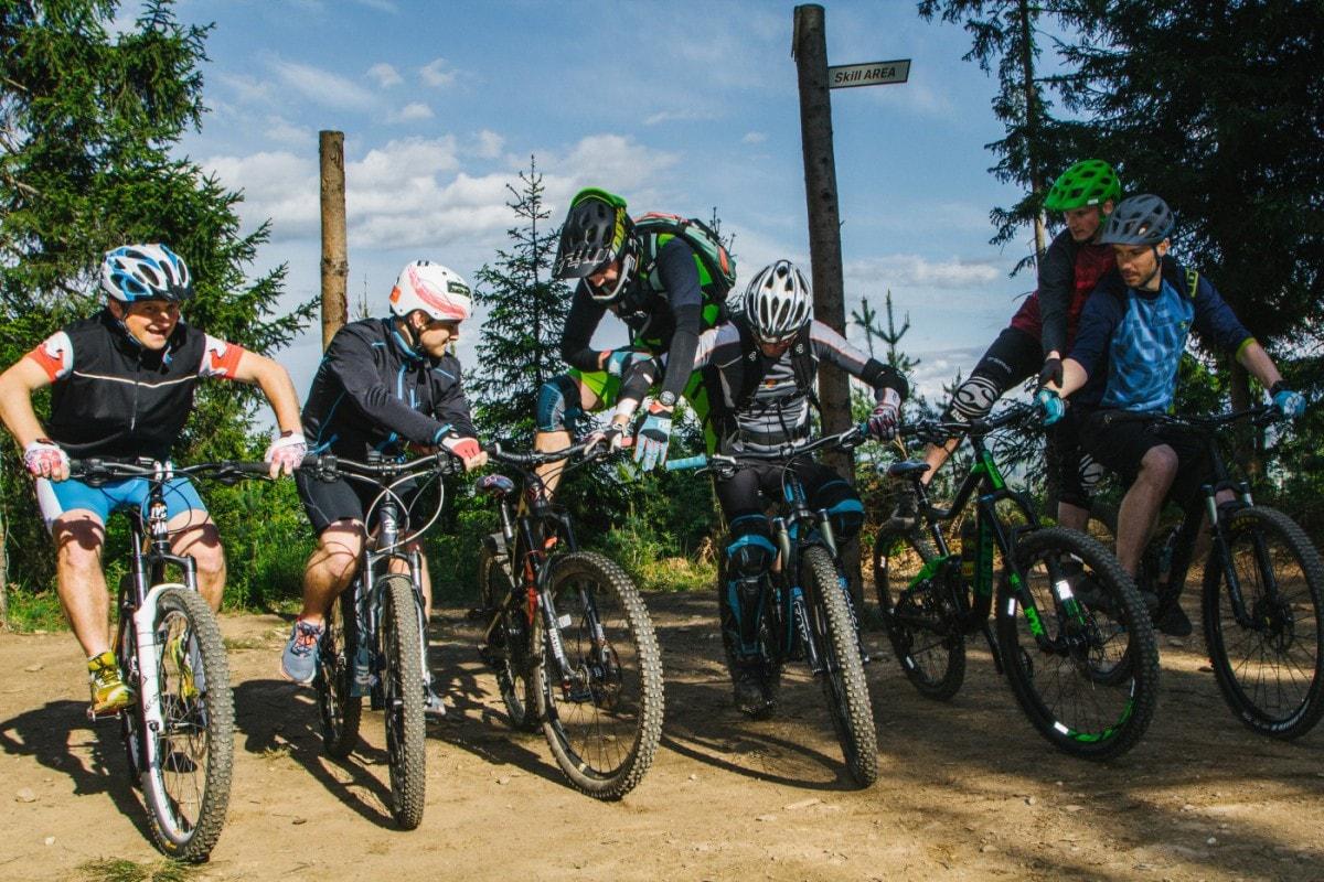 Advanced Radlager Bikefex Fahrtechnik Kurs Herwig Kamnig_Villach_areaone_Mail2017 (12)