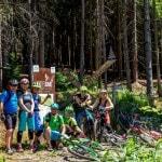 Advanced Fahrtechnik Kurs Mountainbike Herwig Kamnig areaone Villach (1)