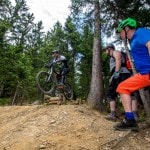 Advanced Fahrtechnik Kurs Mountainbike Herwig Kamnig areaone Villach (9)