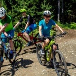 Spitzkehren Fahrtechnik Kurs Mountainbike Herwig Kamnig areaone Villach (2)
