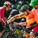 Spitzkehren Fahrtechnik Kurs Mountainbike Herwig Kamnig areaone Villach (5)