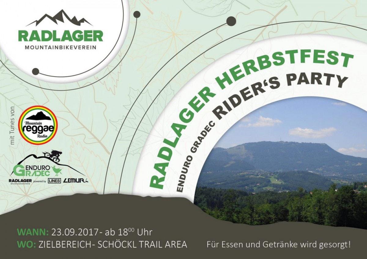 Radlager Herbstfest!!