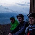 Radlager_Mountainbike_Villach_Winter_Schnee_Sonnenuntergang (14)