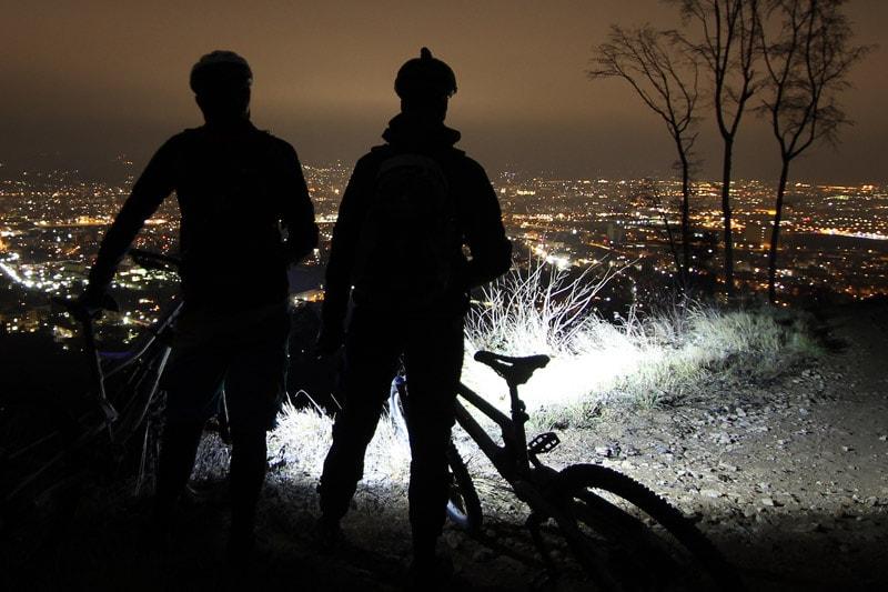 Nightride. . . vertraue deiner Federgabel – Grazer Bergland