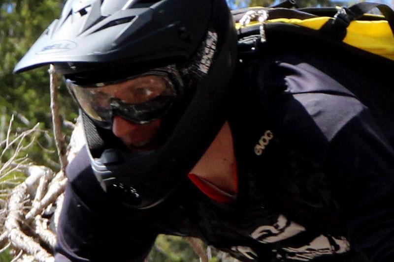 Neue Downhillstrecke am Schöckl
