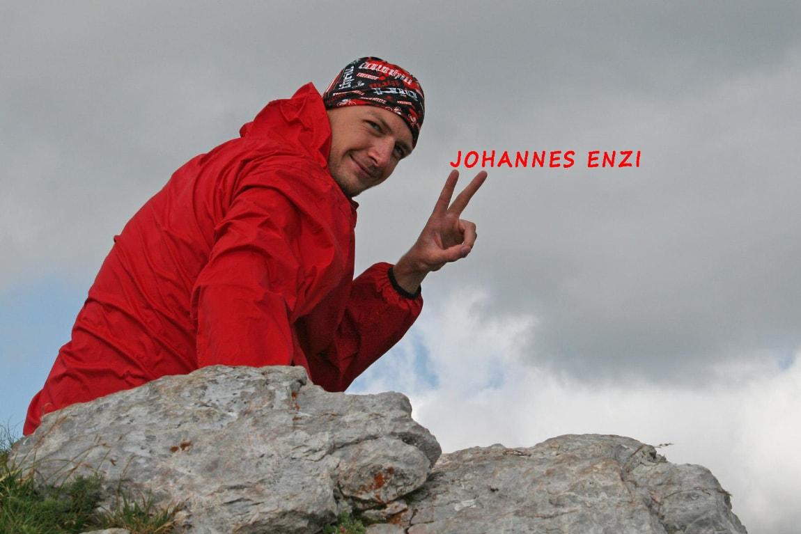 Warum heist der Enzi-Trail, Enzi-Trail ?