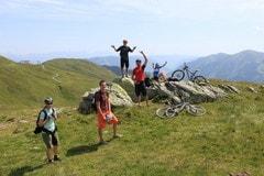 Radlager Saalbach Urlaub – der ganz normale Wahnsinn