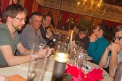 Weihnachsfeier 2015 in Villach
